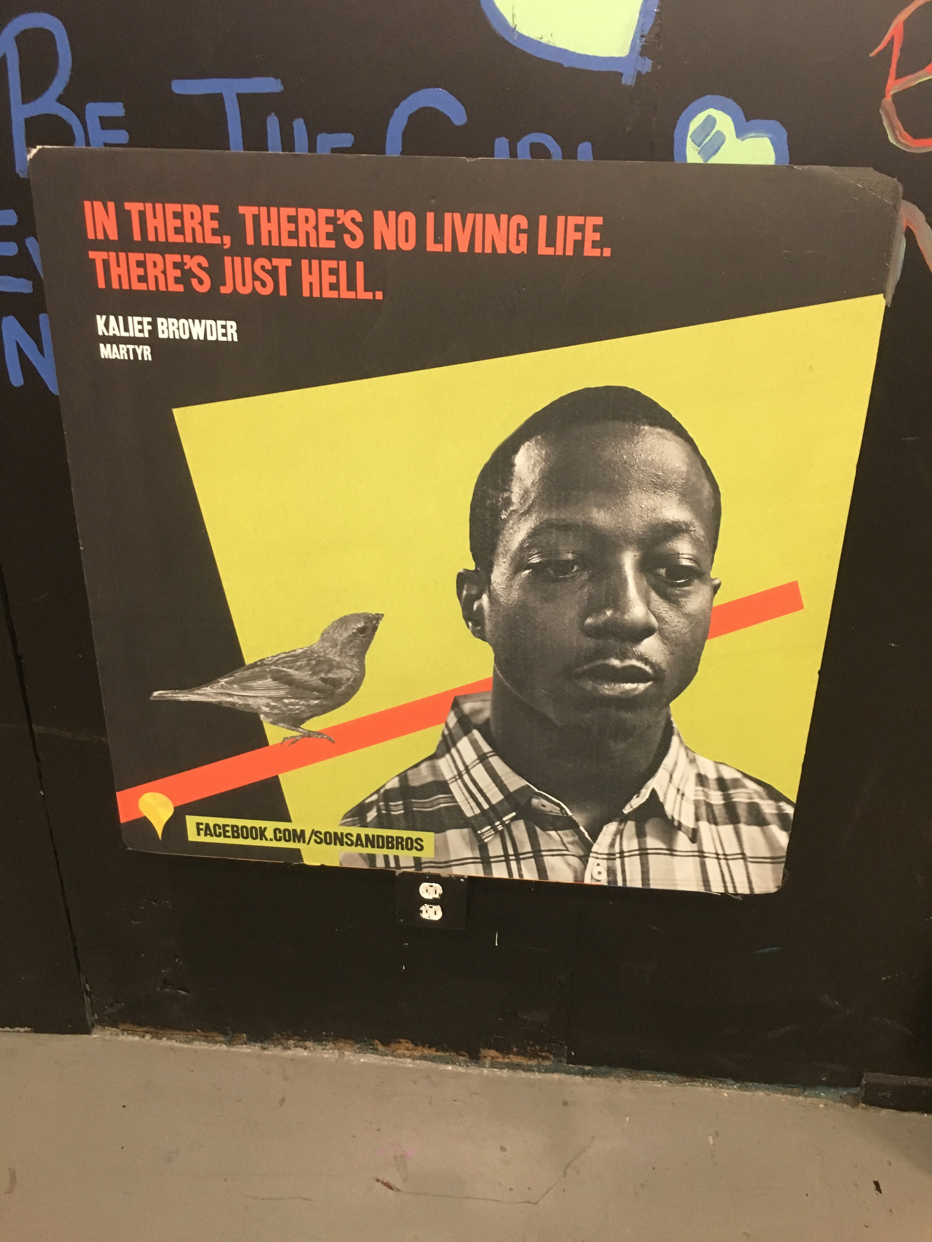 Kalief Browder Memorial